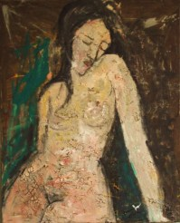 Homage to Modigliani No2